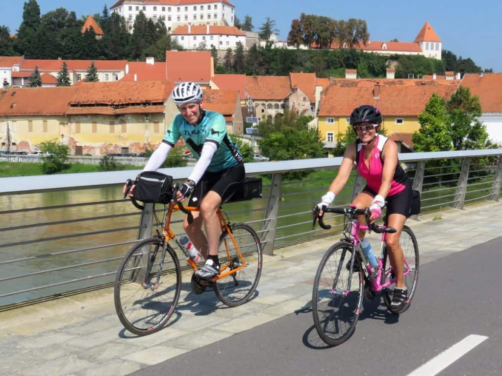 Slovenia bici strada